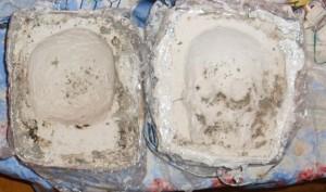 Skull molds 1